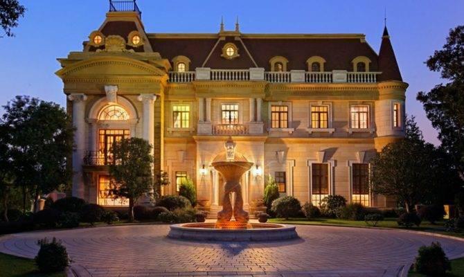Mansions Sheshan Golf Club Shanghai China
