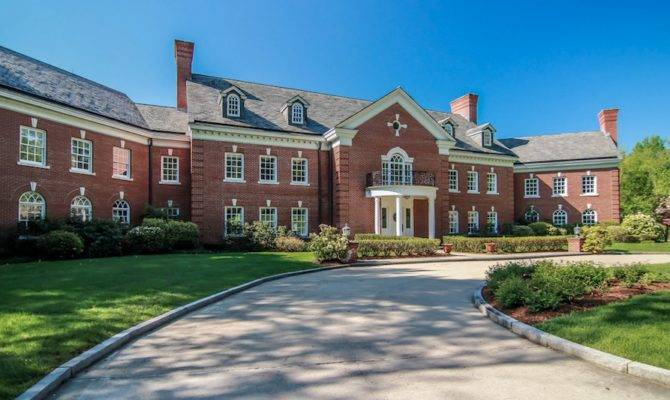 Mansions Style Homes Rich