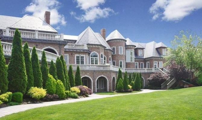Mansions World Top Ten Most Beautiful Houses