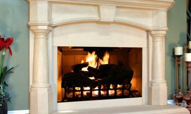 Mantel Depot Fireplace Model San Diego