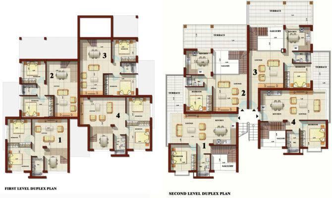 Many Families Live Duplex