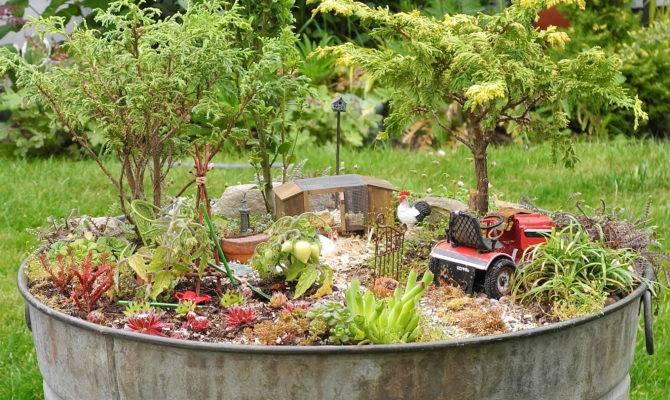 March Mini Garden Guru Your Miniature