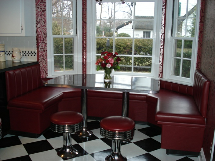 Kitchen Window Booth Seating Bar Stools