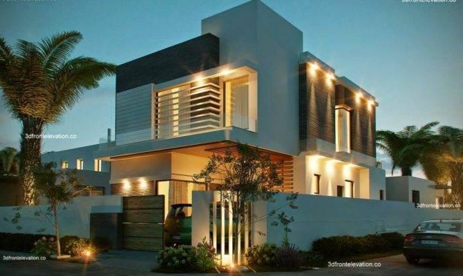 Marla Corner House Plan Front Elevation Design Home
