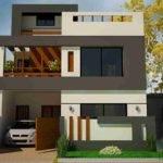 Marla House Front Design Gharplans