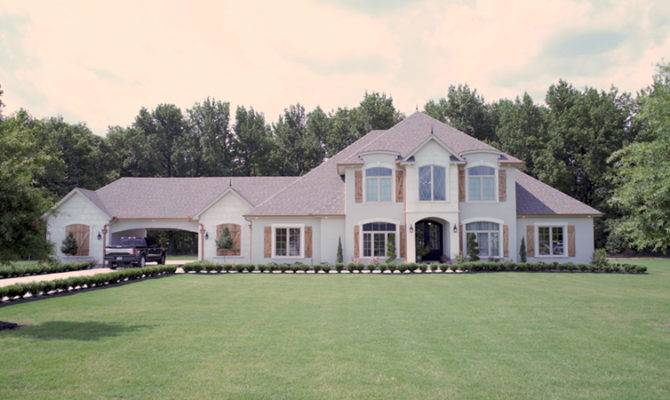 Marlow Manor Luxury Home Plan House Plans More