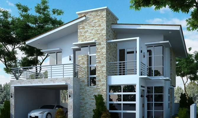 Marquee Storey Modern House Designs Floor Plans