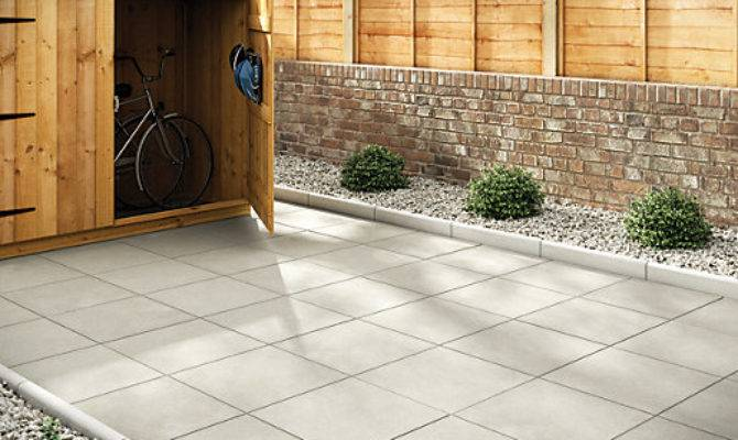 Marshalls Richmond Smooth Natural Paving