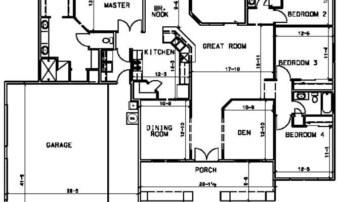 Marvelous Arizona House Plans Floor