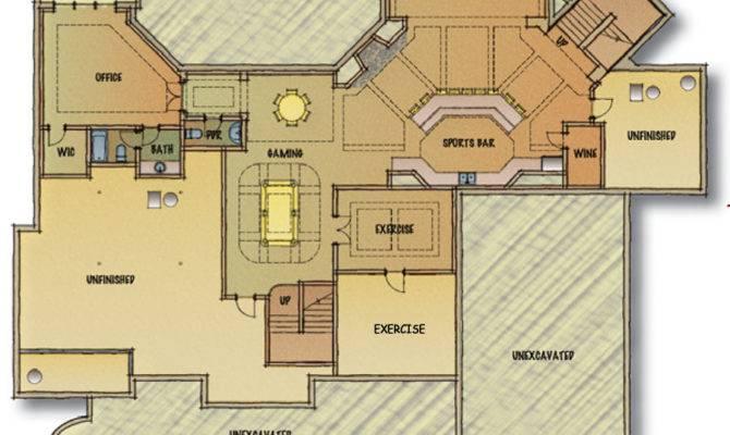 Marvelous Custom Homes Plans Dream Floor
