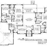 Marvelous Custom Ranch House Plans Home Floor