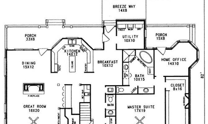 Marvelous House Plans Corner Lots Lot