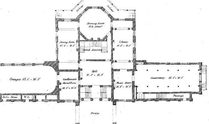 Marvelous Mansion Floor Plans Big