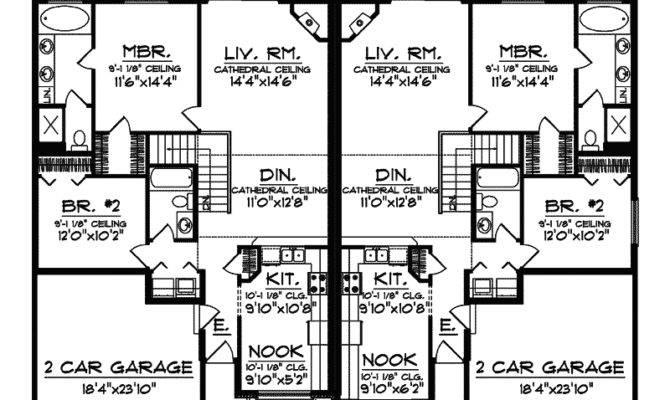 Marvelous Multi Home Plans House