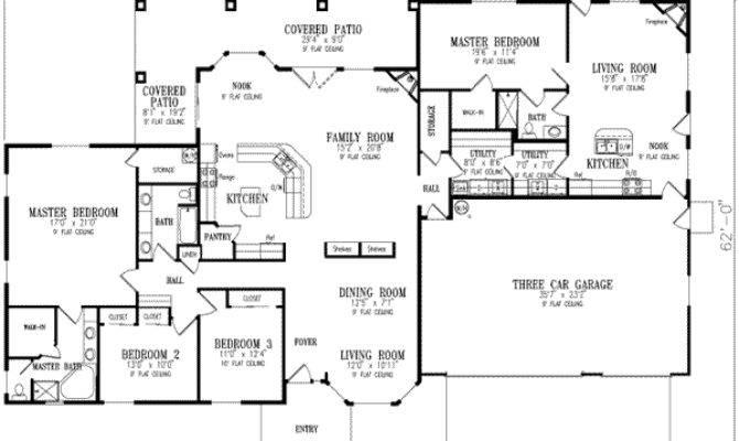 Marvelous Multigenerational House Plans Multi
