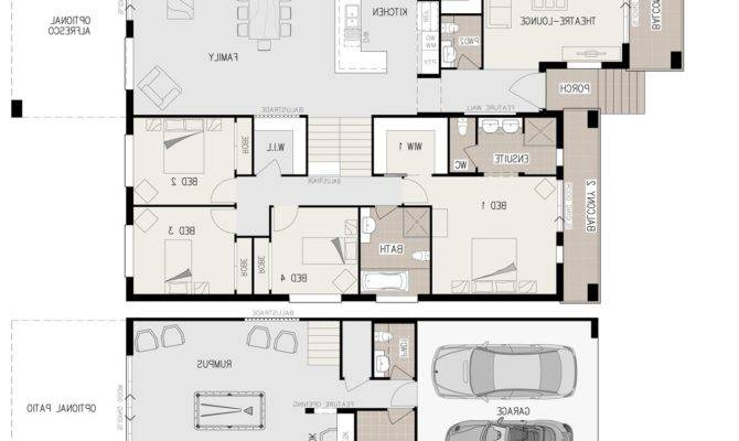 Marvelous Simple Split Level House Plans Photos Best