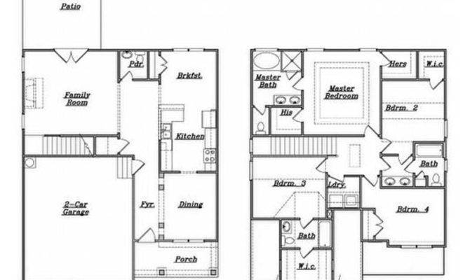 Marvelous Single House Plans Home