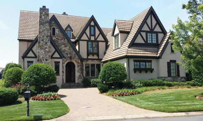 Marvelous Tudor House Plan Architectural