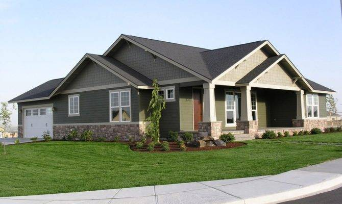 Mascord Top Single Story Home Plans