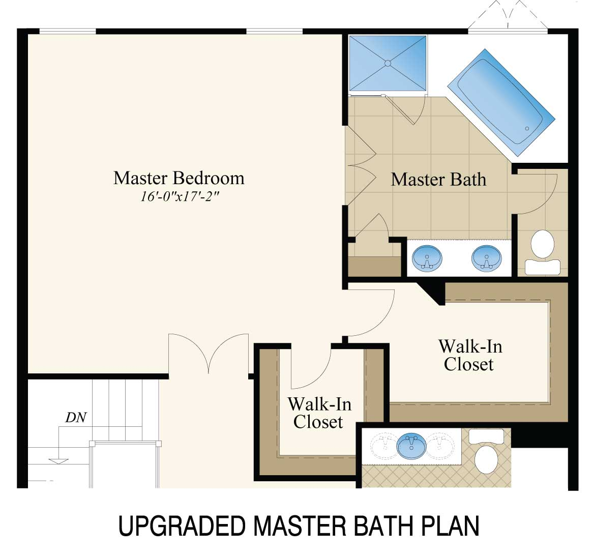 Master Bath Floor Plans Closet Bathroom House Plans 93464