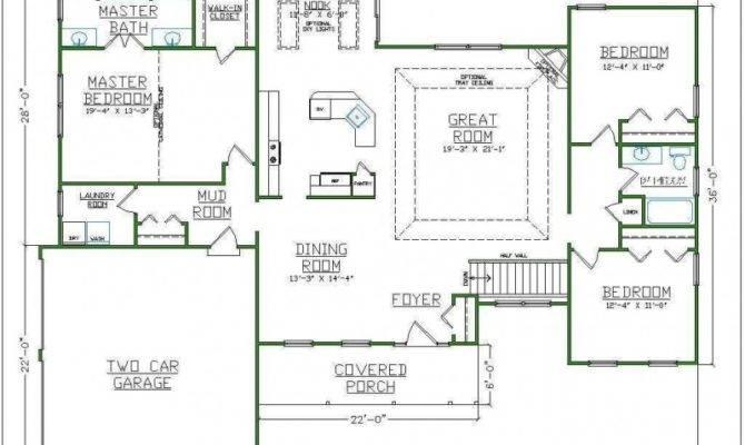 Master Bathroom Closet Floor Plans
