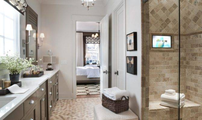 Master Bathroom Hgtv Smart Home