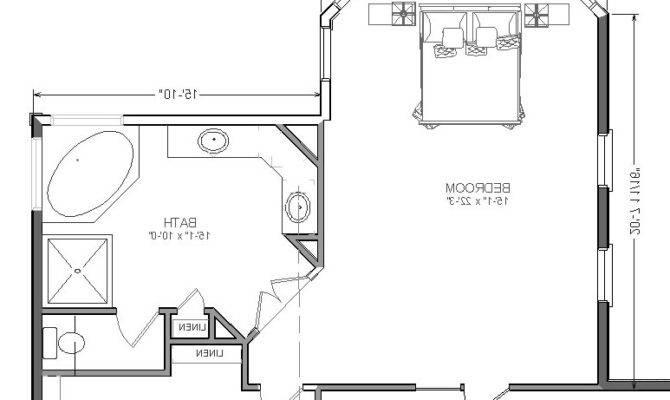 Master Bedroom Bathroom Floor Plans Fresh Bedrooms