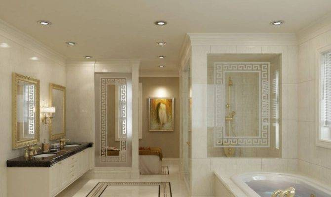 Master Bedroom Bathroom Luxury Bathrooms
