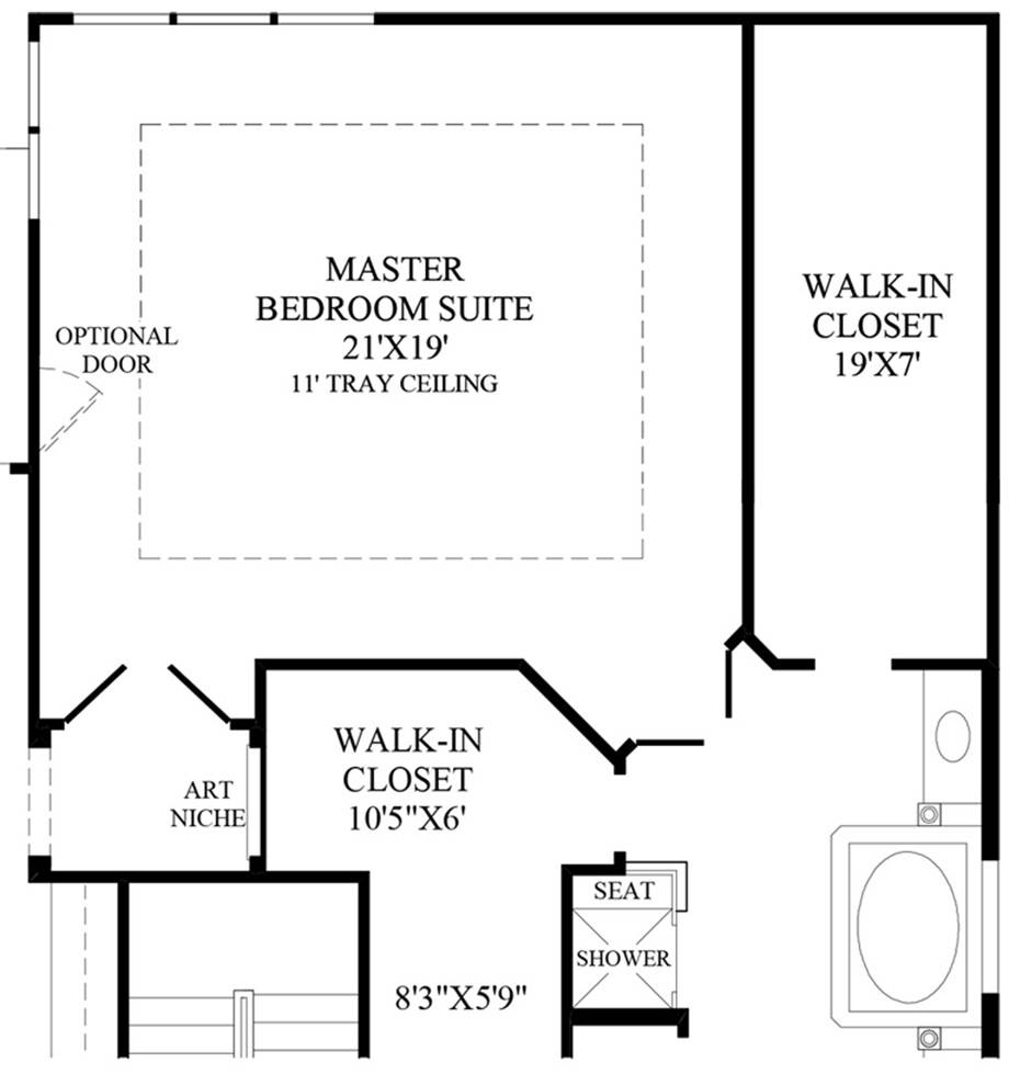 Master Bedroom Bathroom Floor Plans Master Bedroom Bathroom Floor Plans House Plans 57402 This Example Of A Master Bathroom Floor Plan Doesn T Give You Designated Wet And Drying Area As