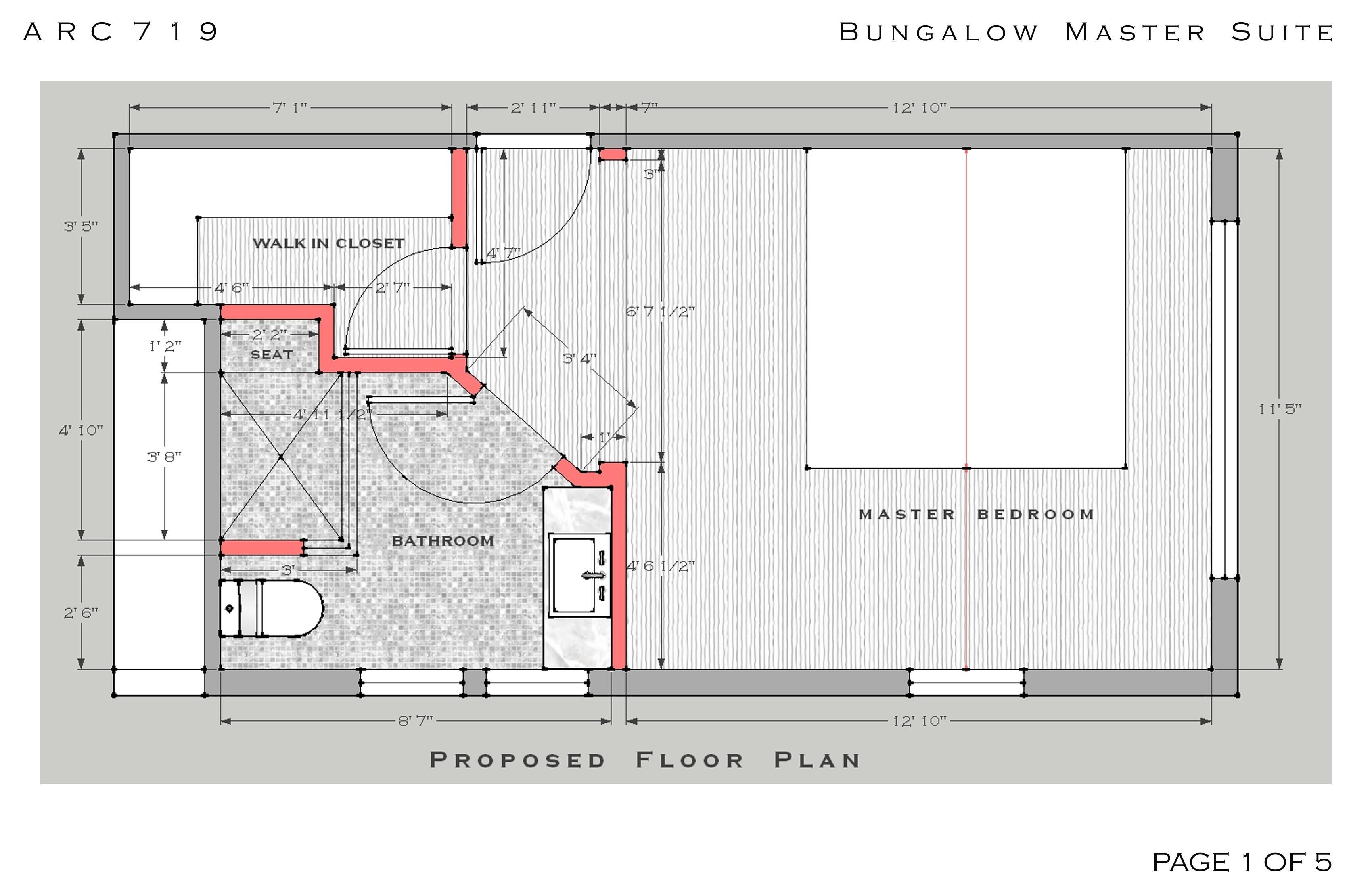 Master Bedroom Floor Plan Layout Big House Plans 62876