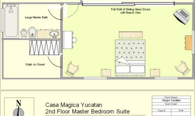 Master Bedroom Floor Plans Becuo