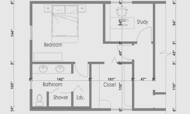 Master Bedroom Sitting Room Floor Plans Awesome