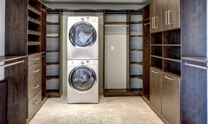 Master Bedroom Walk Closet Washer Dryer Google