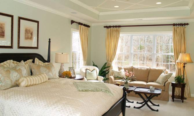 Master Bedrooms Sitting Areas Sofa Chairs