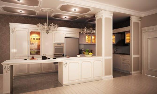 Master Kitchen Interior Design Cabinets