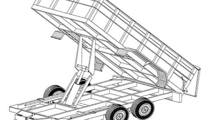 Master Plans Design Hydraulic Dump