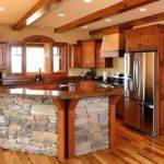 Materials Rustic Kitchen Cabinets Midcityeast