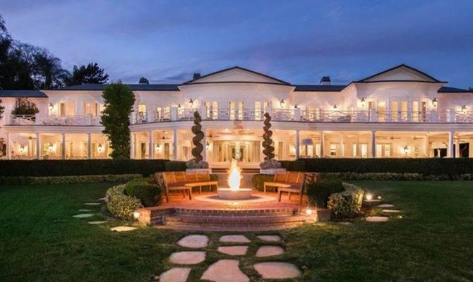 Max Azria Lists His Massive Holmby Hills Mansion Sale