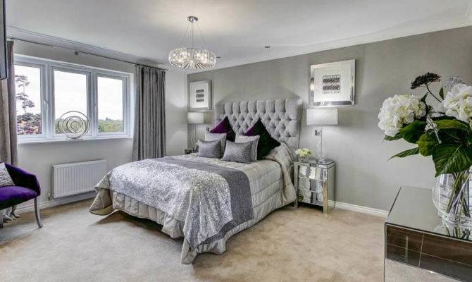 Maxwell Frankfield Loch Stepps Show Home Room