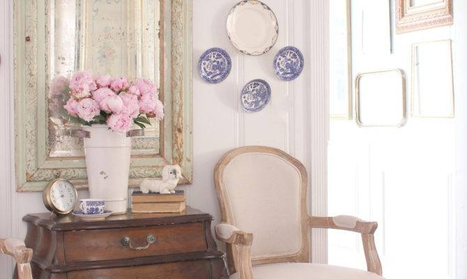 May French Country Cottage