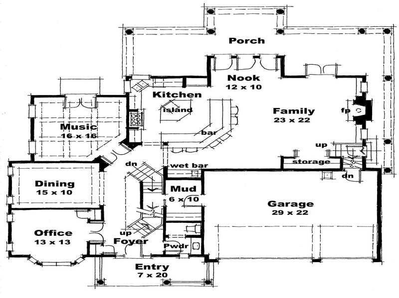 Medieval Castle Floor Plan Plans House Plans 43822