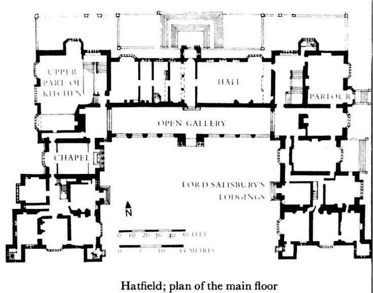 Medieval Castle Floor Plan Plans House Plans 39602