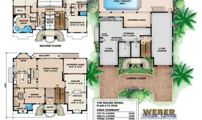 Mediterranean Beach House Plan Amazing Fresh Best Floor