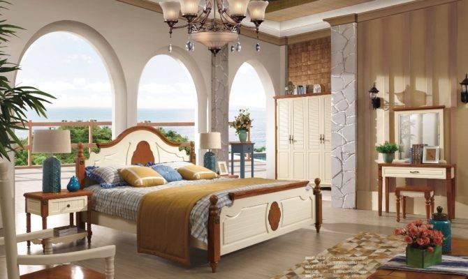 Mediterranean Bedroom Furniture Marceladick