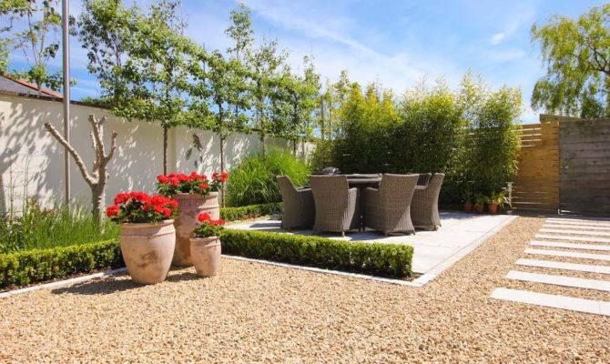 Mediterranean Courtyard Garden Cabinteely Landart