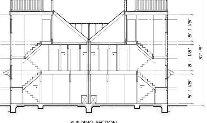 Mediterranean Duplex House Plans Beach