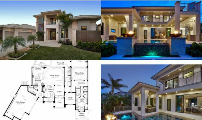 Mediterranean Home Plans Courtyards Comforts House