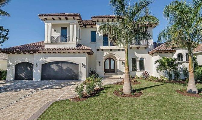 Mediterranean Home Plans Premier Luxury