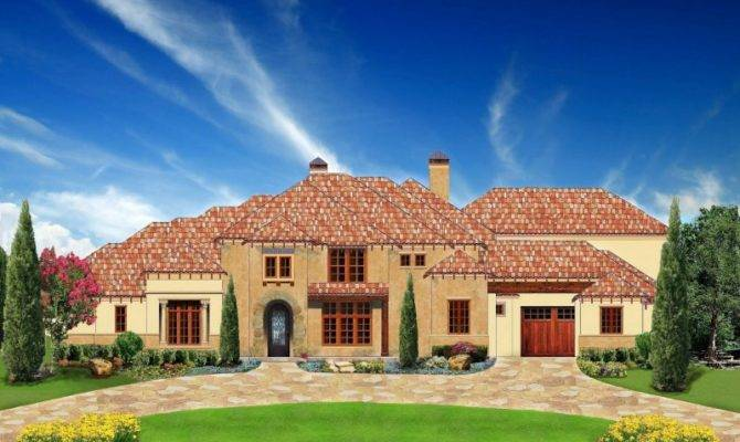 Mediterranean Homes Dallas Fort Worth Italian