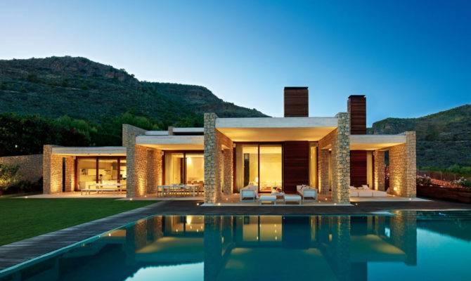 Mediterranean Homes Idesignarch Interior Design Architecture